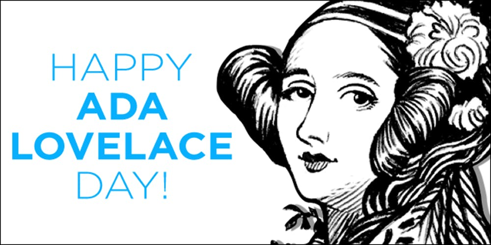 Ada Lovelace Day –  October 8, 2019