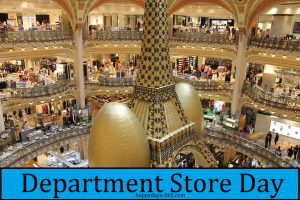 Department Store Day