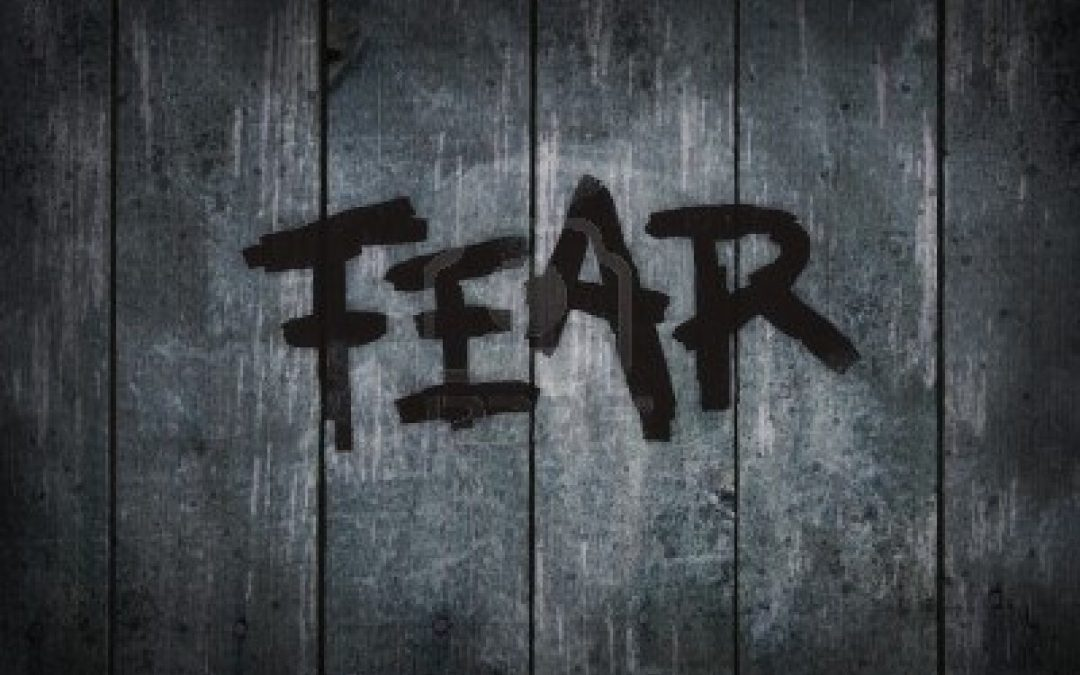 National Face Your Fears Day – October 9, 2019