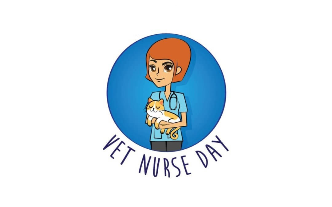 Happy Vet Nurse Day – October 11, 2019