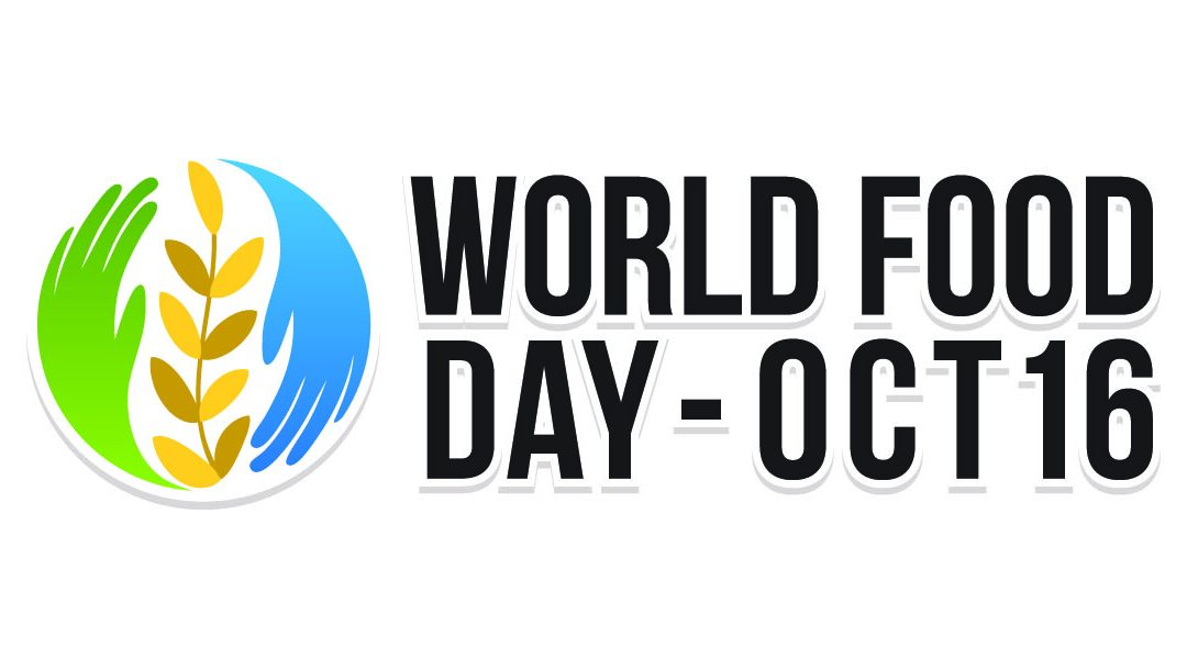 World Food Day – October 16, 2019