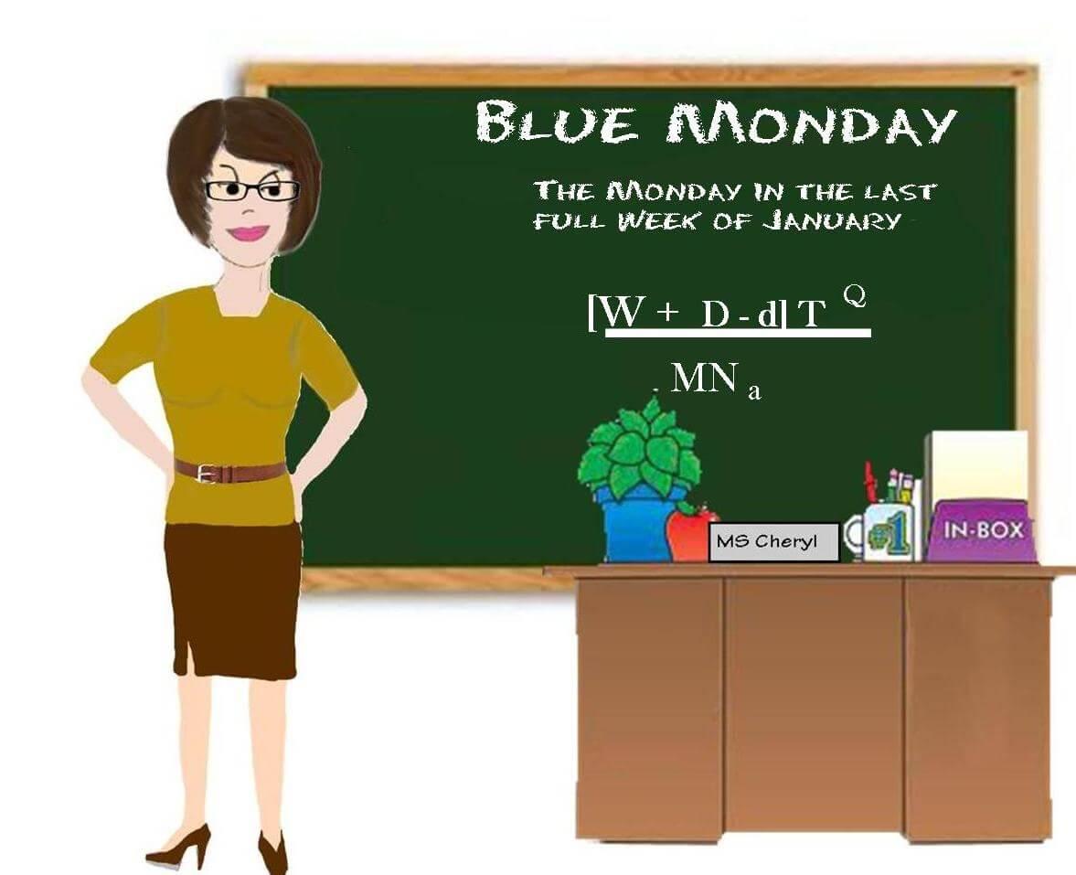 Blue Monday 2018 - January 15