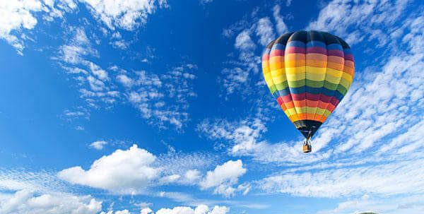 Balloon Ascension Day