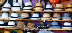 National Hat Day