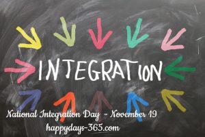 National Integration Day