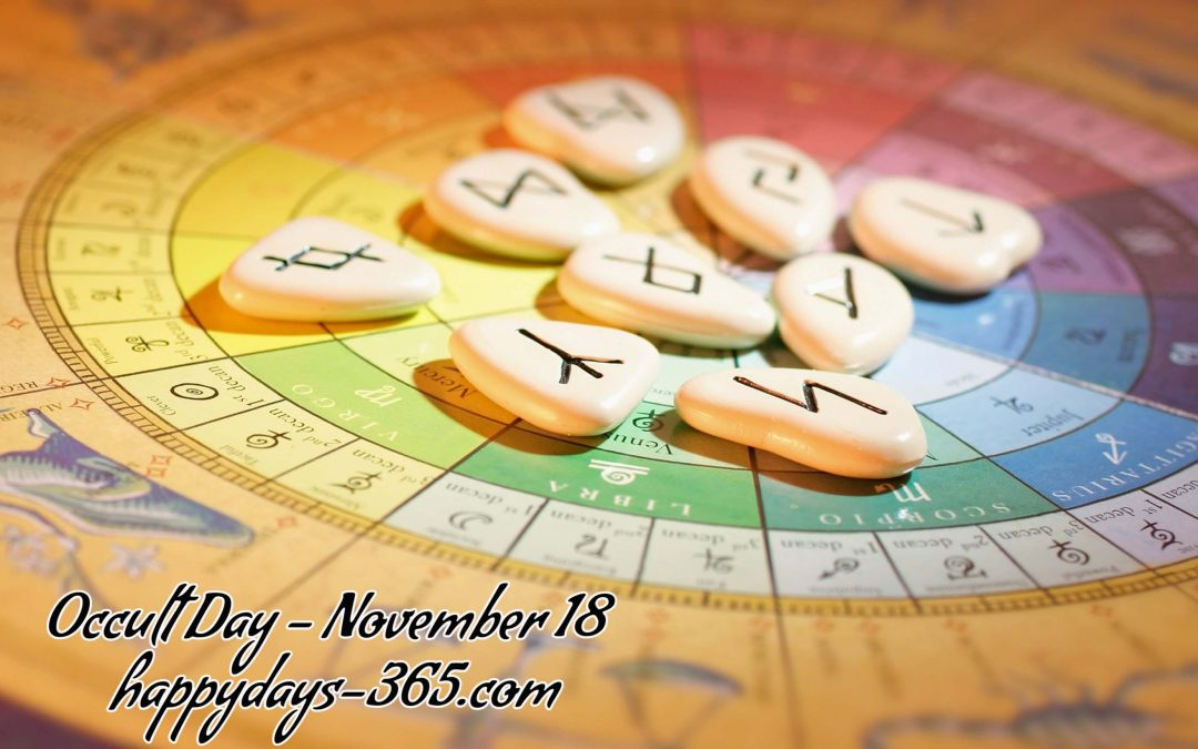 Occult Day – November 18, 2019