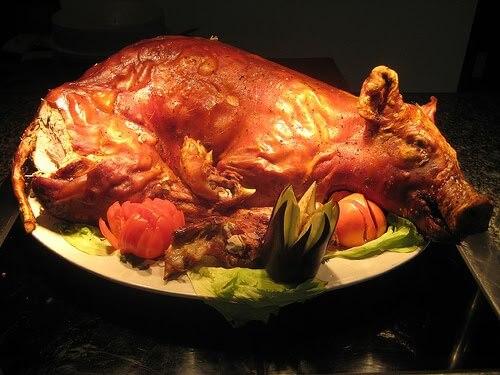 National Roast Suckling Pig Day