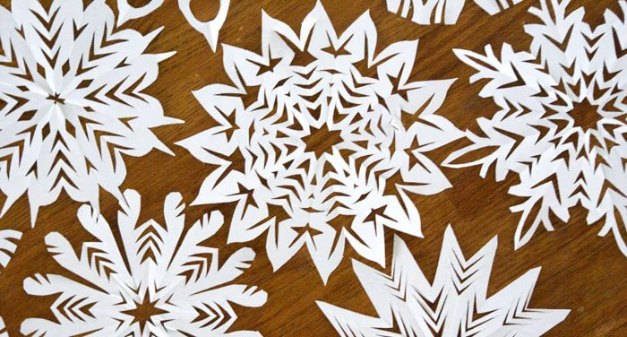 Make Cut Out Snowflakes Day – December 27, 2020