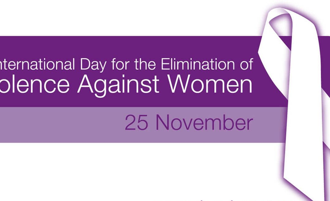 International Day for the Elimination of Violence against Women – November 25, 2020