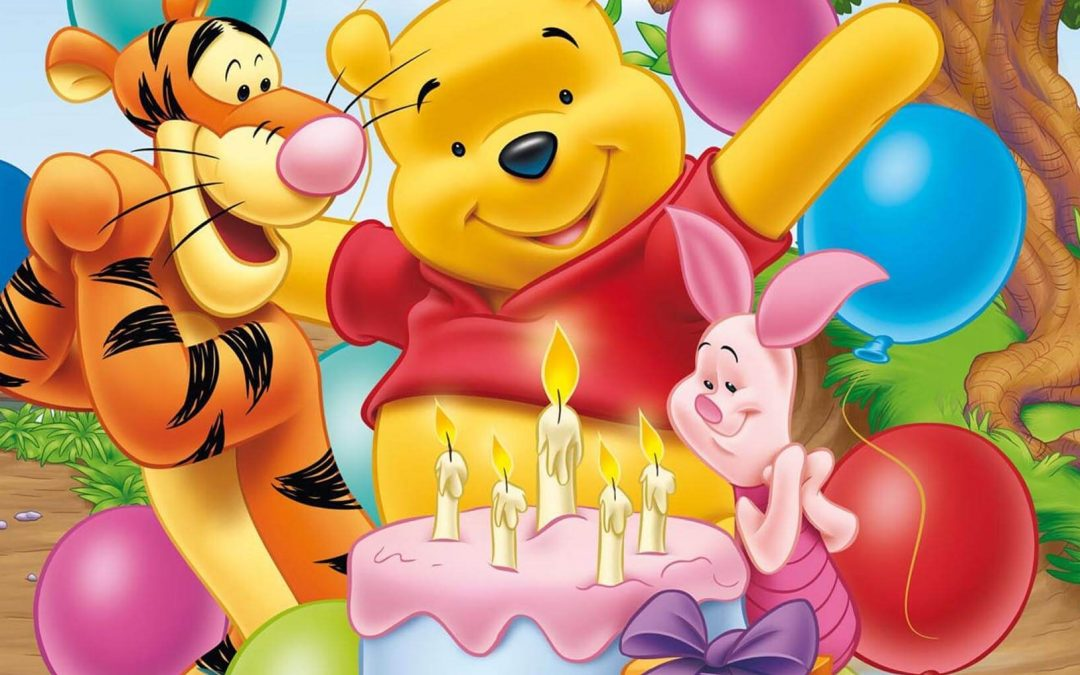 National Winnie the Pooh Day – January 18, 2021