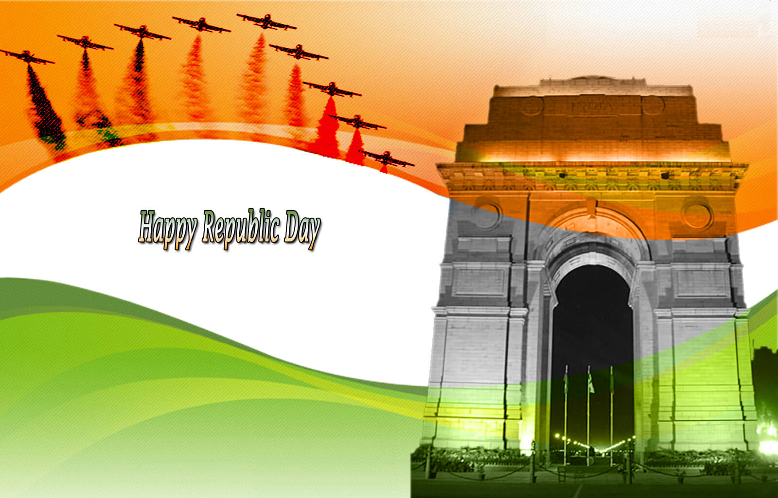 Happy Republic Day in India