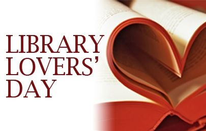 Library Lovers Day 2018 - February 14
