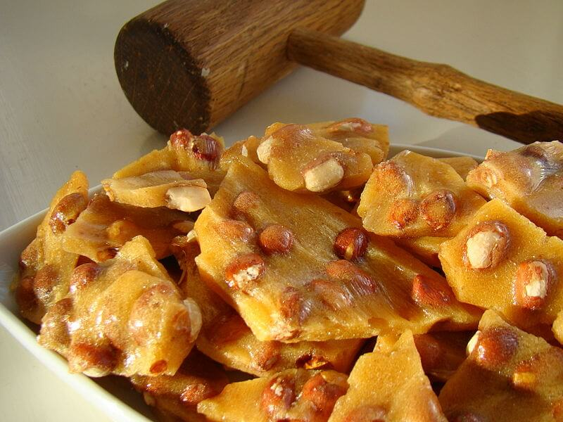 National Peanut Brittle Day 2018 - January 26
