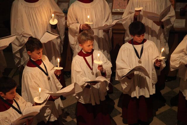 Candlemas Day 2018 - February 2