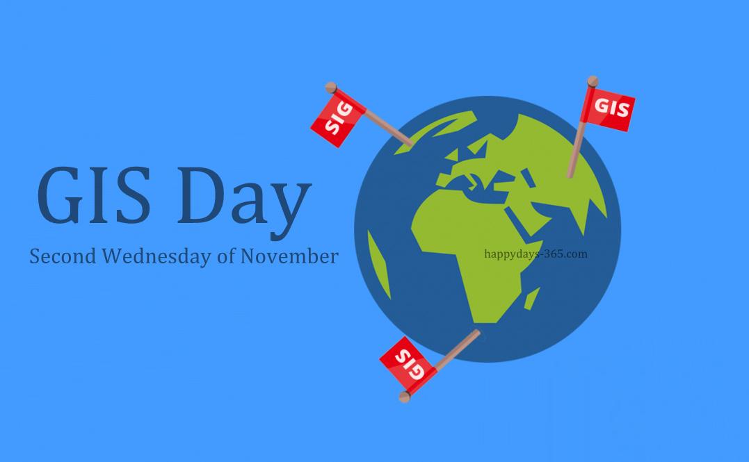 GIS Day – November 14, 2018