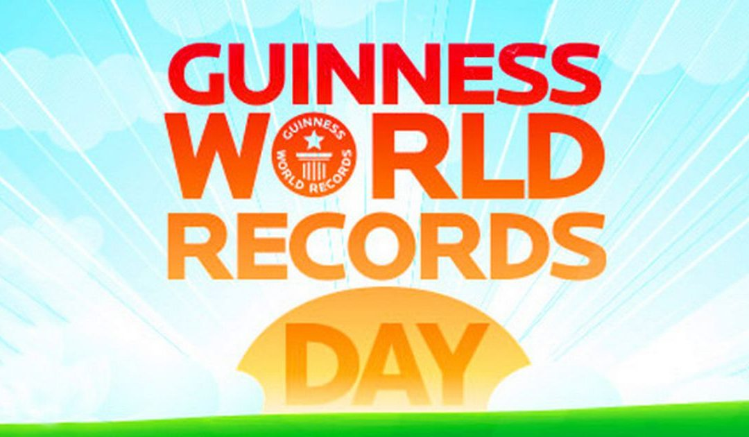 Guinness World Record Day – November 8, 2019