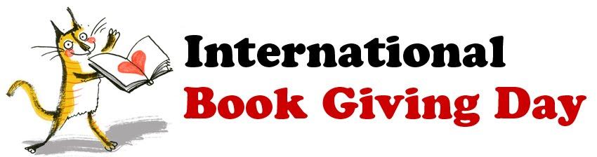 International Book Giving Day 2018 - February 14