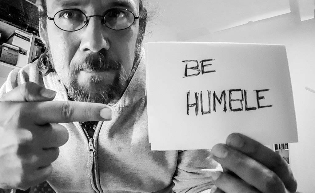 Be Humble Day 2018 - February 22