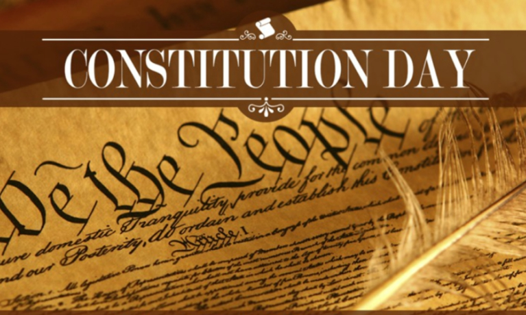 National Constitution Day – November 26, 2018