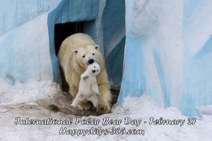 International Polar Bear Day – February 27, 2020