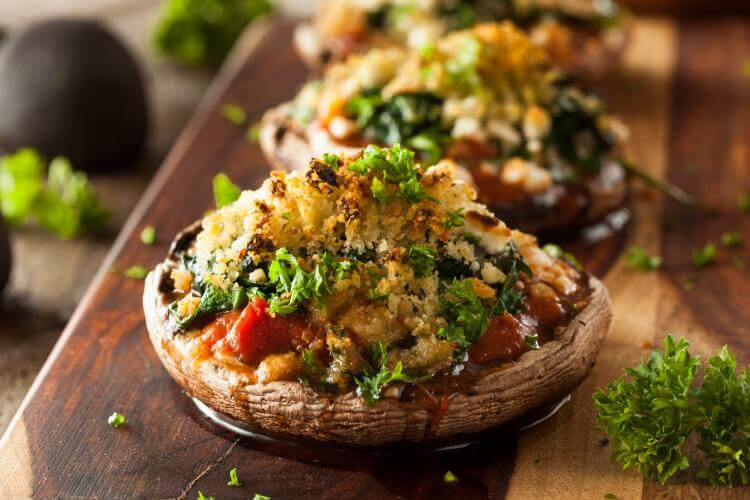 National Stuffed Mushroom Day