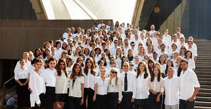 White Shirt Day 2018 - February 11