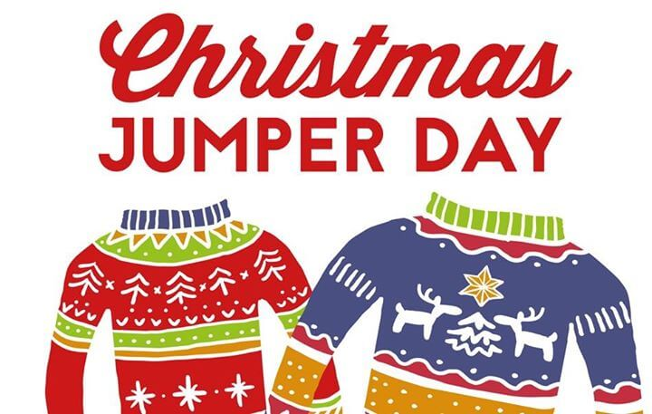 Christmas Jumper Day – December 13, 2019
