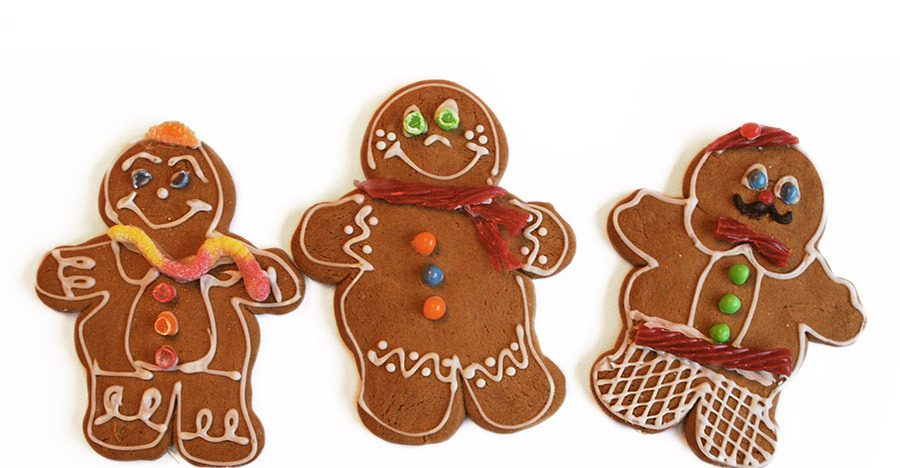 Gingerbread Decorating Day – December 12, 2020