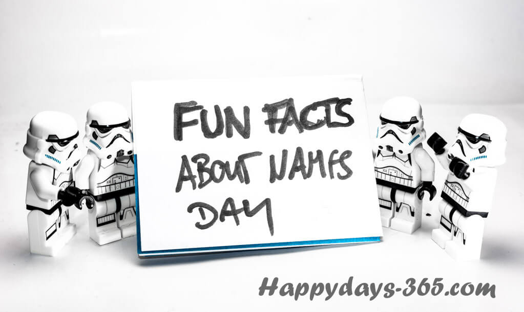 Fun Facts About Names Day – March 5, 2018