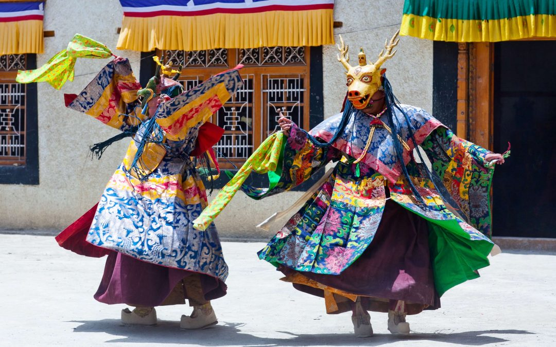 Losar Festival (Tibetan New Year) – February 16, 2018