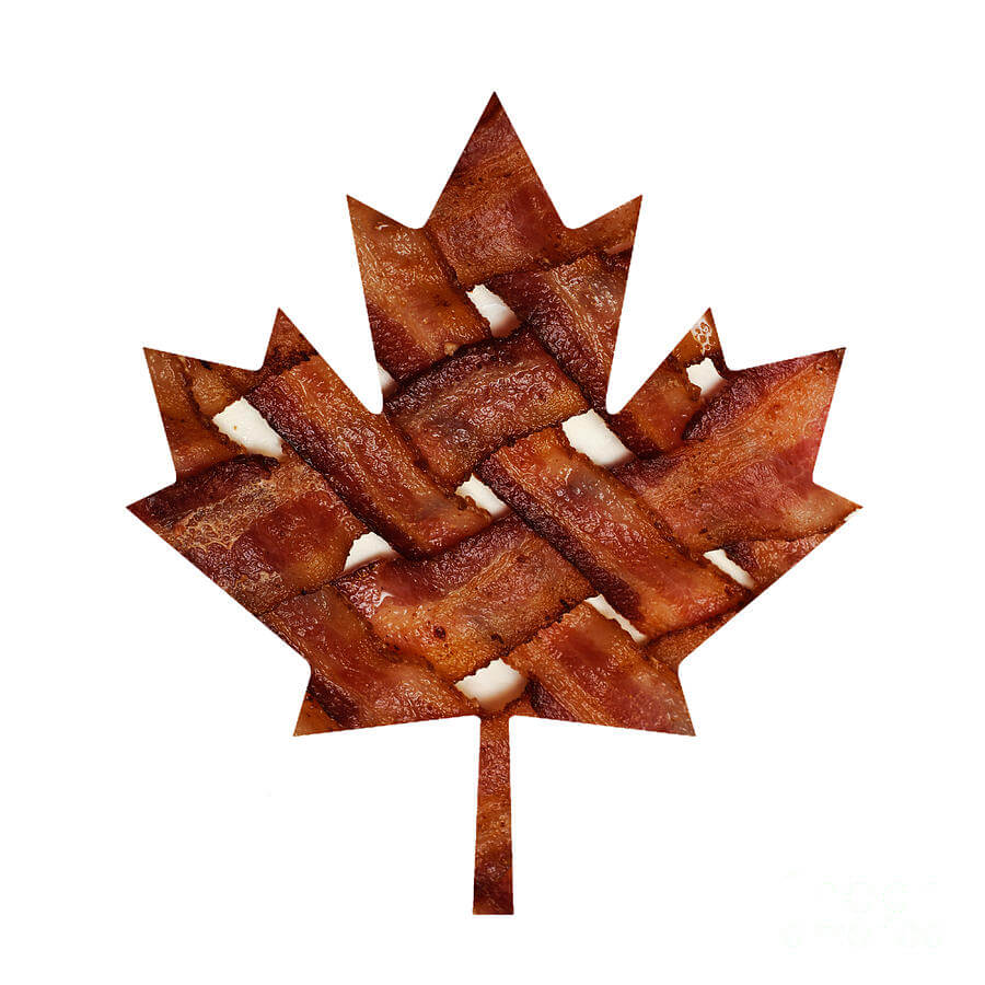 National Canadian Bacon Day 2018 - March 3