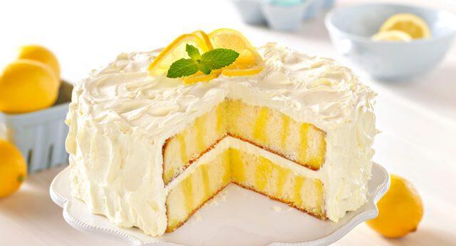 National Lemon Chiffon Cake Day