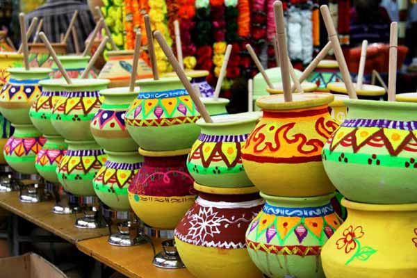 Happy Pongal Festival in India – January 15 – 18, 2019