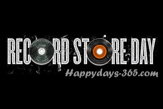 Record Store Day – April 21, 2018