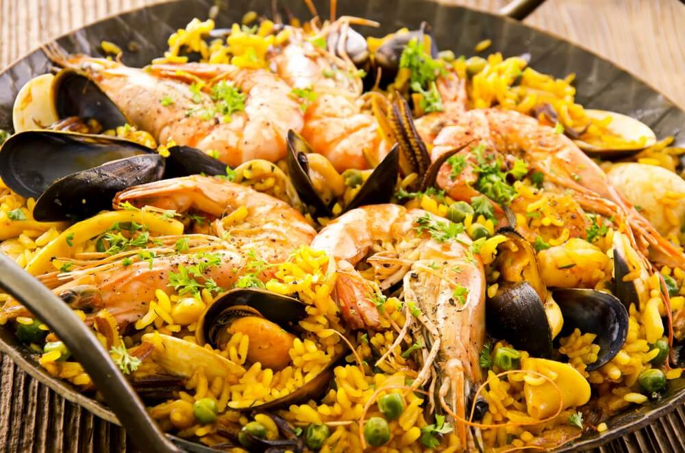 National Spanish Paella Day 2018 - March 27