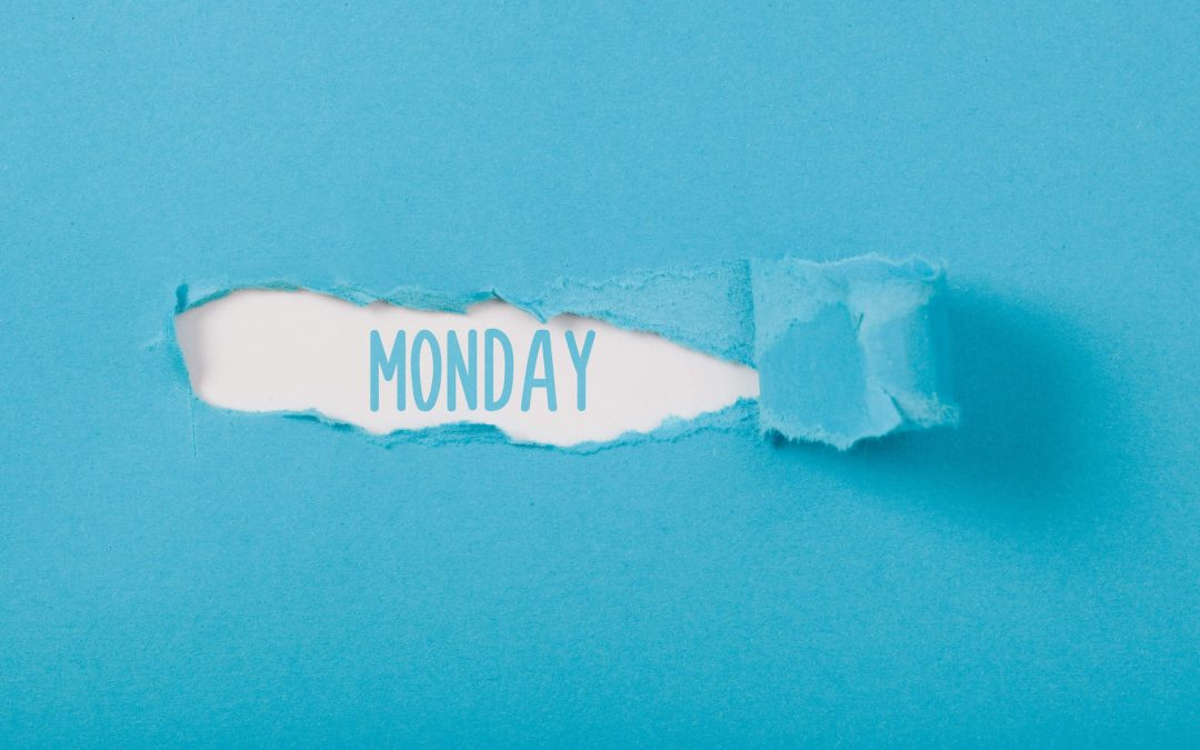 Blue Monday – January 21, 2019