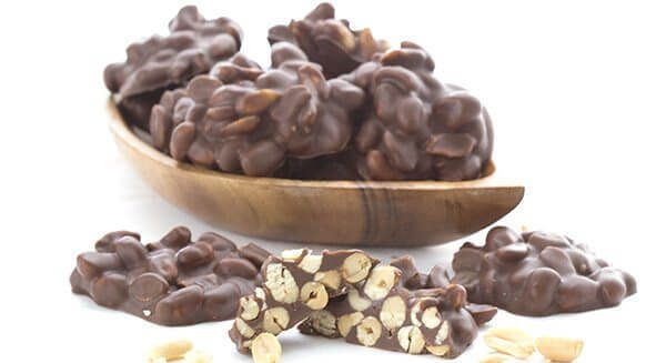 National Peanut Cluster Day – March 8, 2021