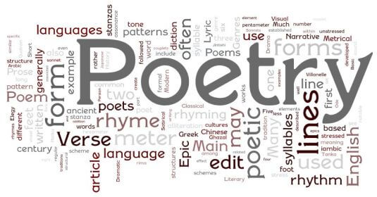 Poetry And The Creative Mind Day