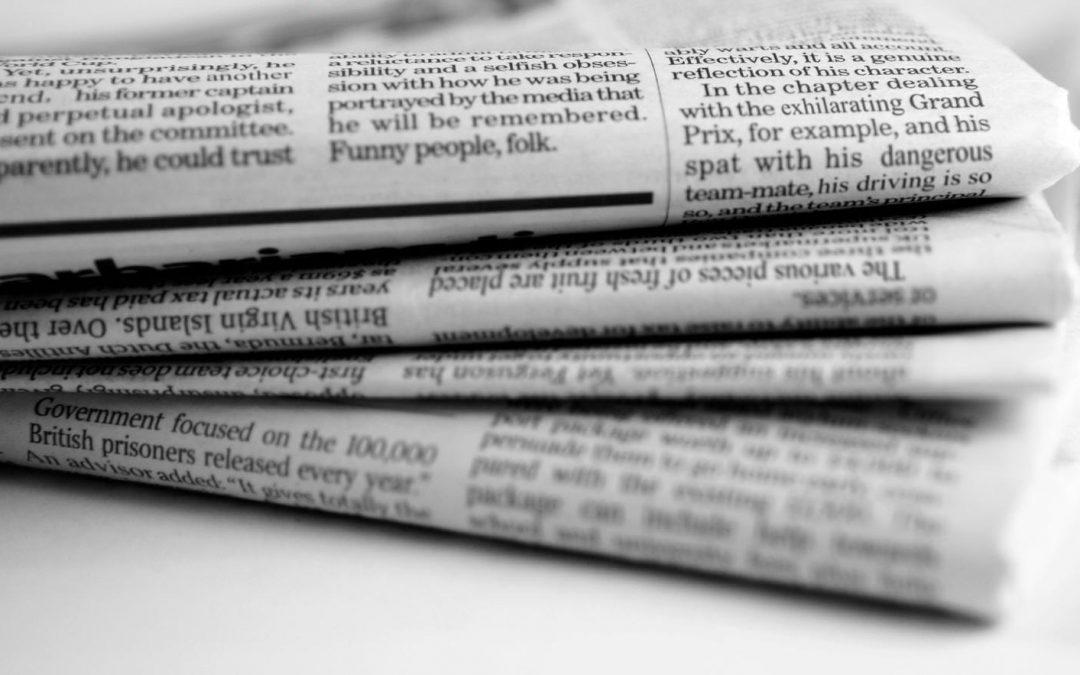 National Columnists Day – April 18, 2021