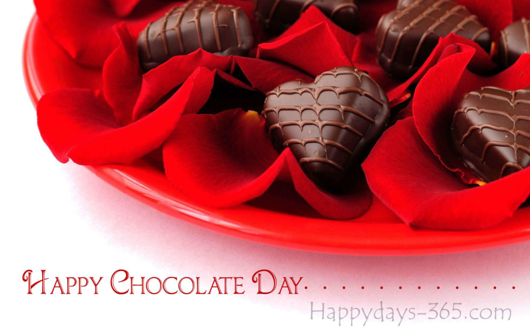 Happy Chocolate Day – February 9, 2020