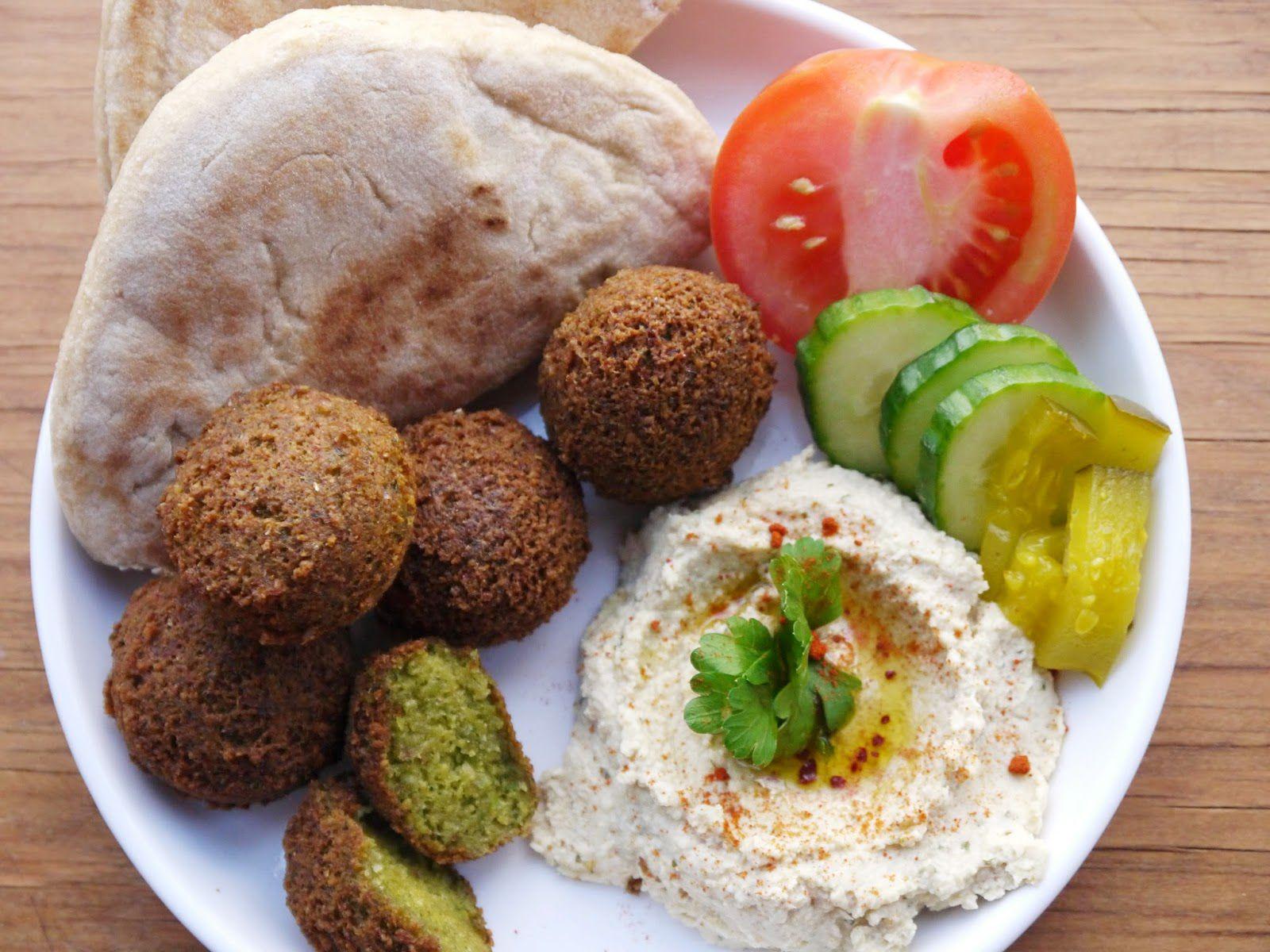 International Falafel Day - June 12