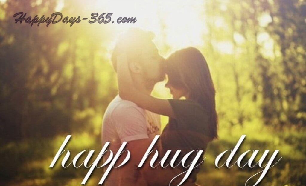 Happy Hug Day – February 12, 2019
