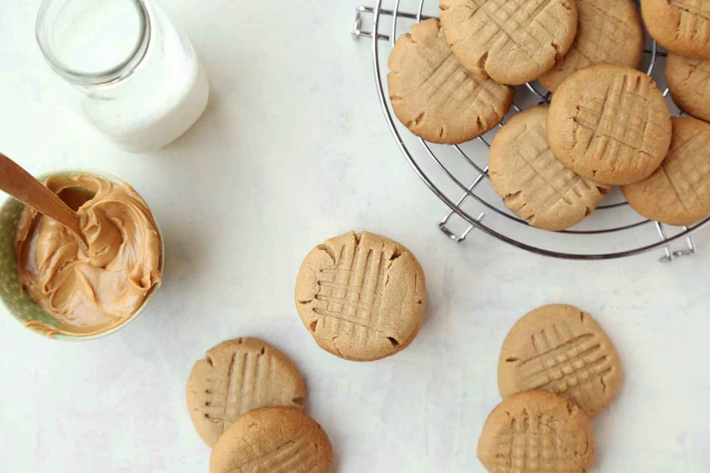 National Peanut Butter Cookie Day - June 12