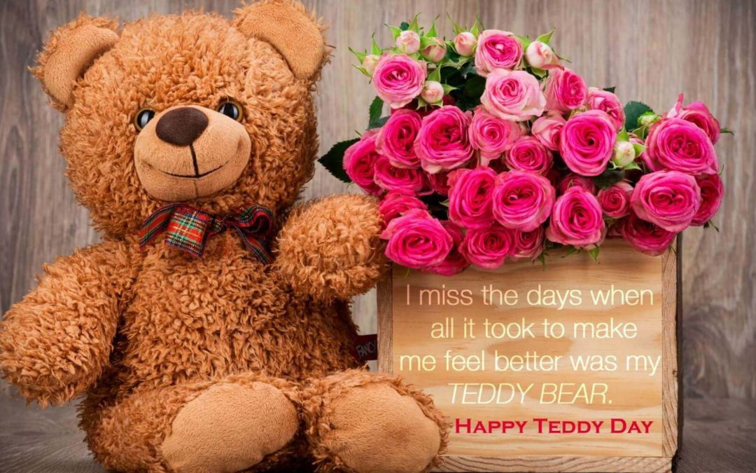 Happy Teddy Day – February 10, 2020