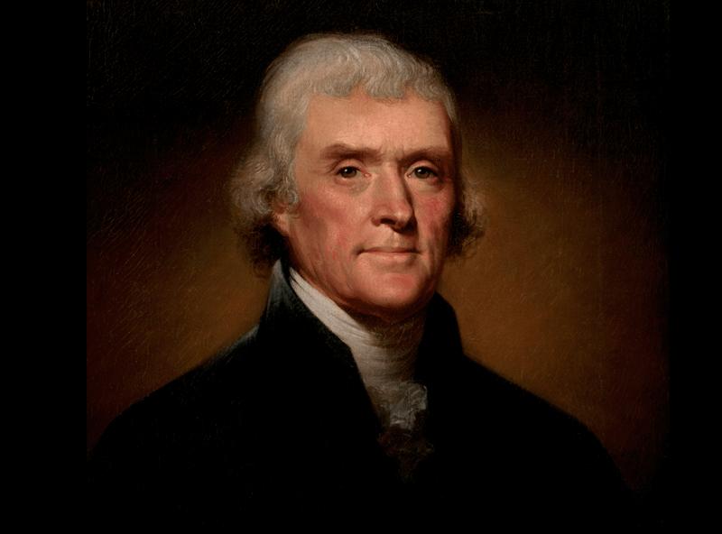 National Thomas Jefferson Day