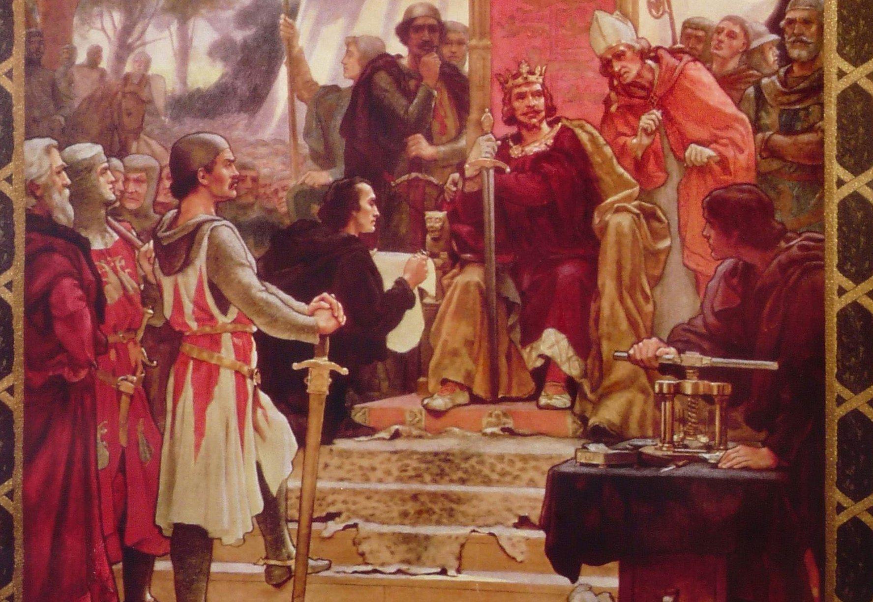 Magna Carta Day - June 15