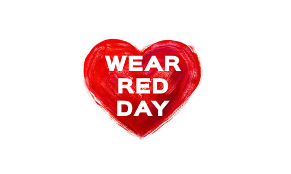 National Wear Red Day – February 1, 2019
