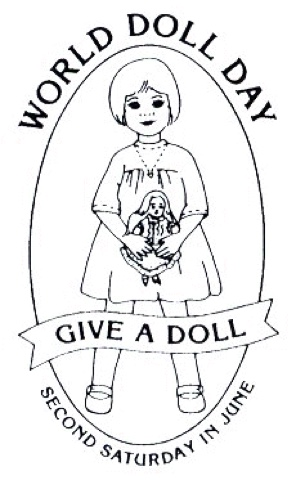 World Doll Day - June 9, 2018