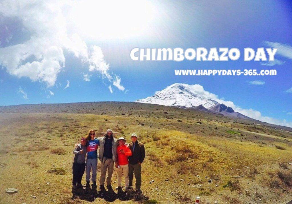 Chimborazo Day