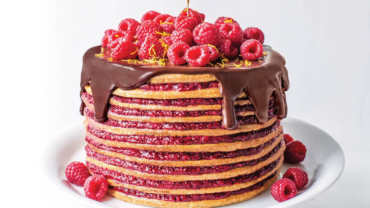 National Raspberry Cake Day